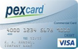 PEX Visa® Prepaid Card For Business