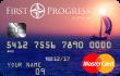 First Progress Platinum Elite MasterCard® Secured Credit Card