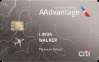 Citi® /  AAdvantage® Platinum Select® MasterCard®