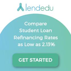 LendEDU Student Loan Refinancing