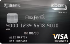 U.S. Bank FlexPerks® Business Travel Rewards Visa® Card