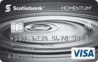Scotia Momentum® VISA Card
