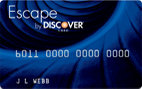 Escape by Discover® Card