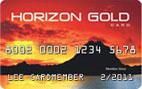 Horizon Gold Credit Card