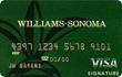 The Williams-Sonoma Visa® Signature Card