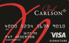 Club Carlson<sup>SM</sup> Premier Rewards Visa Signature® Card