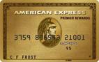 Premier Rewards Gold Card