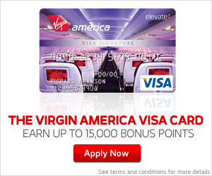 Virgin America Visa® Signature Card