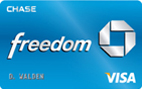 Chase Freedom Visa - $200 Bonus Cash Back
