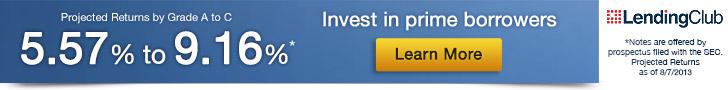 Lending Club Investing