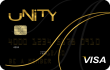 UNITY® Visa Secured Credit Card