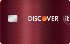 Discover it® - Double Cash Back your first year