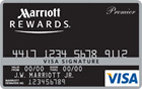Marriott Rewards Premier Card