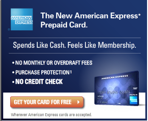 American Express® Prepaid Card