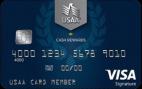 USAA Cash Rewards® Visa Signature® Card