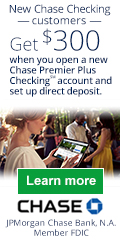 Chase Premier Plus Checking: Link a Chase first mortgage enrolled in automatic payments. Chase Total Business Checking: Link a Private Client Checking or Premier Platinum Checking account. How to Avoid Chase Bank Overdraft Fees. To avoid an overdraft fee at Chase, the best thing to do is to make sure you don't overdraw your account in the first place.