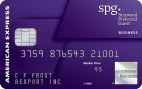 Deals on Starwood Preferred Guest® Business Credit Card from American Express