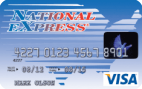 National Express® Secured Visa® Credit Card