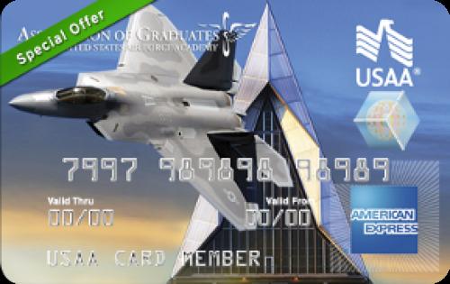 USAA Military Affiliate Card