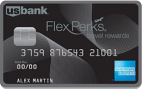 U.S. Bank FlexPerks® Travel Rewards American Express® Card