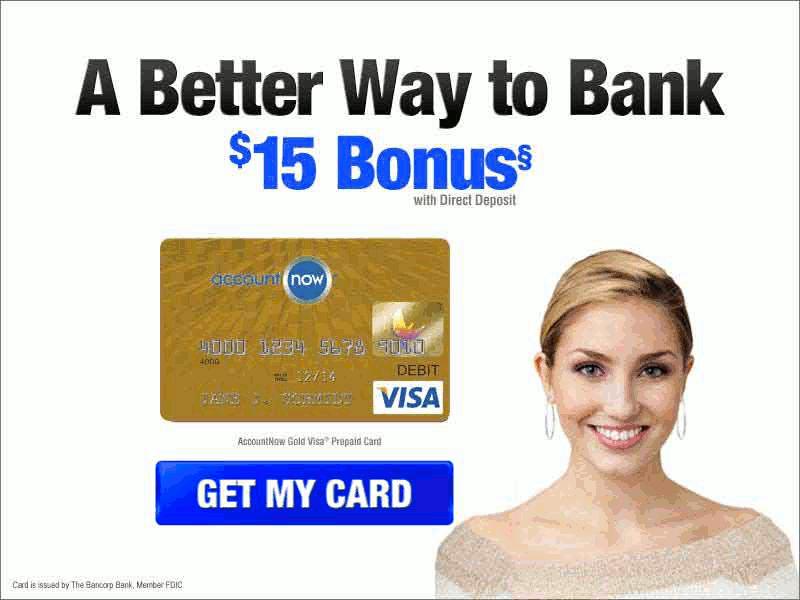 accountnow gold visa prepaid card - Accountnow Gold Visa Prepaid Card