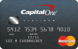 Capital One Platinum