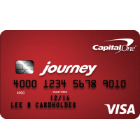 capital one journey card