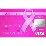 Pink ACE Elite&trade; Visa<sup>&#174;</sup> Prepaid Card