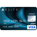 ACE Elite&trade; Blue Visa<sup>&#174;</sup> Prepaid Debit Card