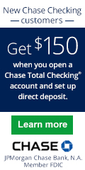 Chase new account coupon code