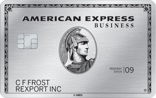 Best credit cards for small businesses the business platinum card from american express open reheart Gallery