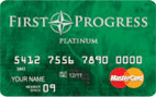 First Progress Platinum Secured MasterCard® Credit Card