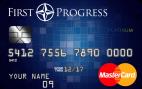 First Progress Platinum Prestige MasterCard® Secured Credit Card