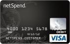 NetSpend® Visa® Prepaid Card