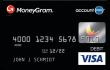 MoneyGram<sup>®</sup> AccountNow<sup>®</sup> Prepaid Visa<sup>®</sup> Debit Card