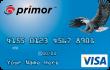 primor® Secured Visa Classic Card