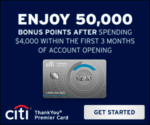 Citi ThankYou Premier Card 300x250 Banner_A