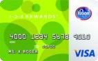 1-2-3 REWARDS® Visa® Card