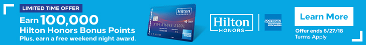 Hilton Honors Ascend Card from American Express