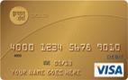 Green Dot® Gold PrePaid Visa®