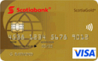 No-Fee ScotiaGold® VISA