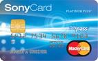 Sony Card   MasterCard® credit card