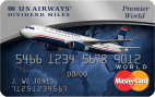 The US Airways Premier World MasterCard®