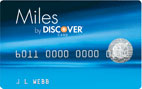 Miles by Discover® Card