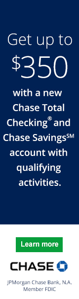 Chase Total Checking® and Chase Savings℠