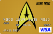 Star Trek Original Series Design CARD.com Visa® Prepaid Card