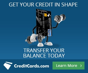 Get Your Credit Into Shape - Editorial Banner