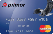primor® Secured MasterCard Classic Card