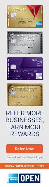 American Express OPEN Refer-A-Business