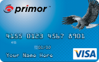primor® Secured Visa Classic Card